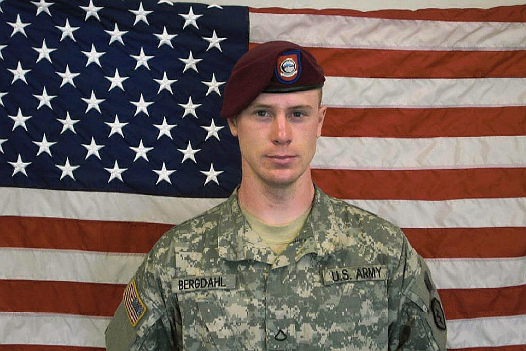 Army photo of Bowe Bergdahl via Getty Images