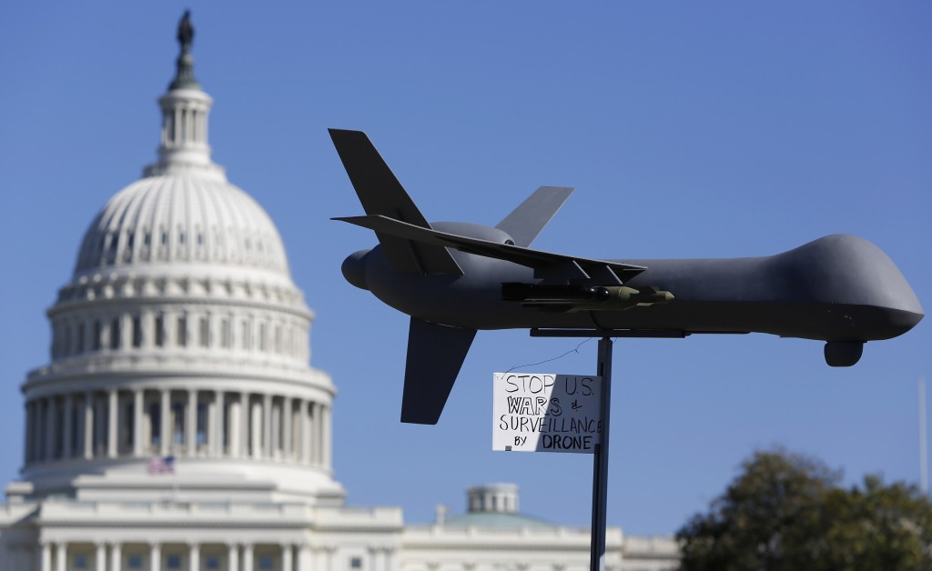 With Less Oversight Activists Fear More Civilian Casualties From Drone Strikes