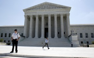 File photo of the U.S. Supreme Court by Jonathan Ernst/Reuters