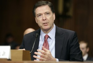 File photo of FBI Director James Comey by Joshua Roberts/Reuters