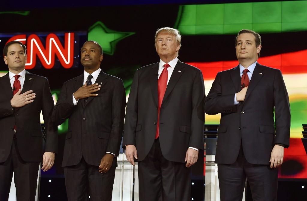 Trump bid mixes business and politics in unorthodox ways | PBS