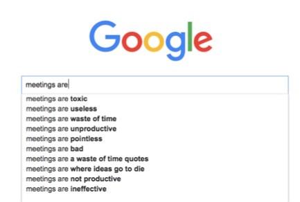 google meetings