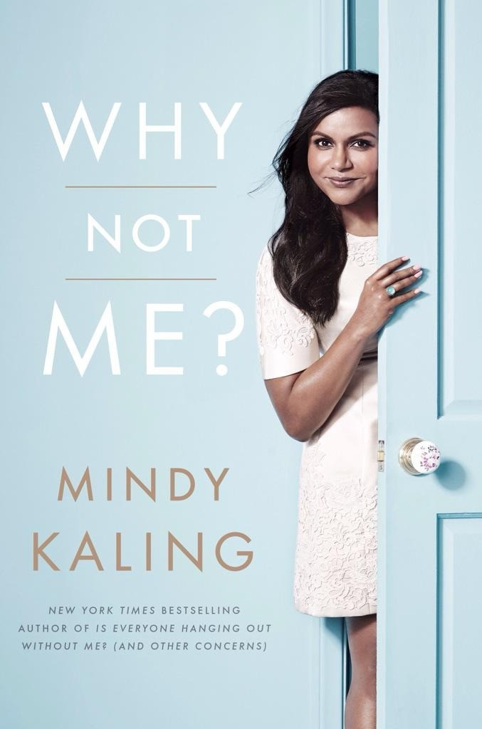 """Why Not Me?"" book cover"