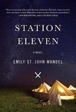 """Station Eleven,"" Emily St. John Mandel book cover"