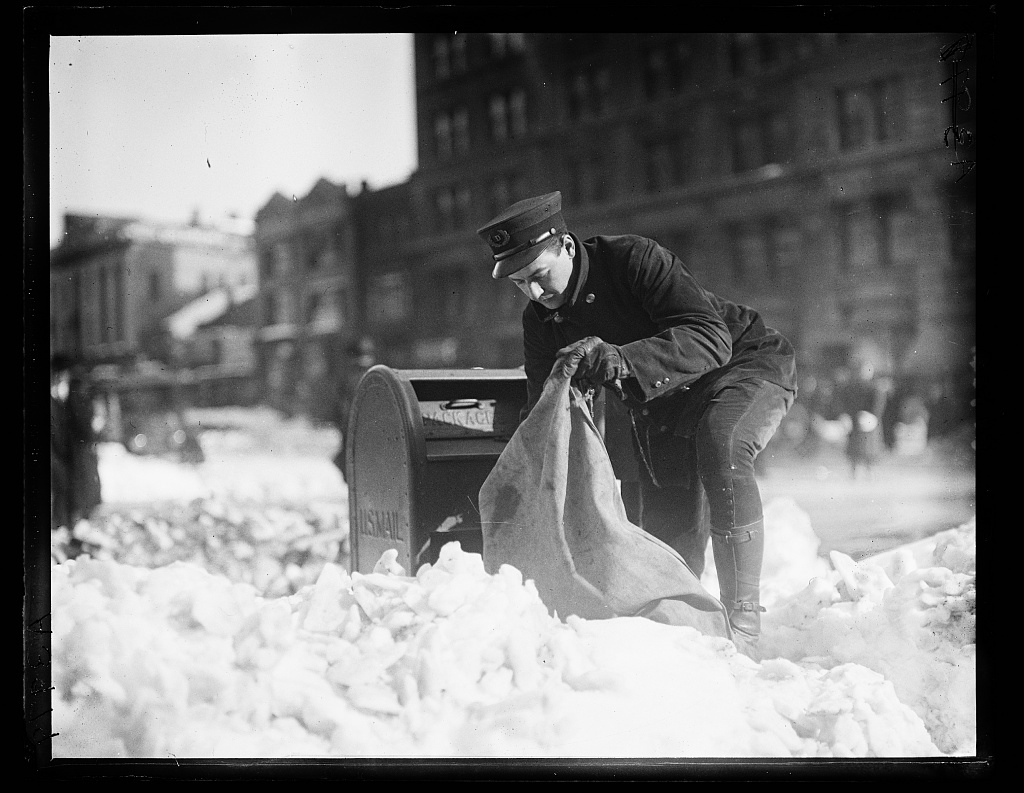 January 1922, Harris & Ewing Collection (Library of Congress)