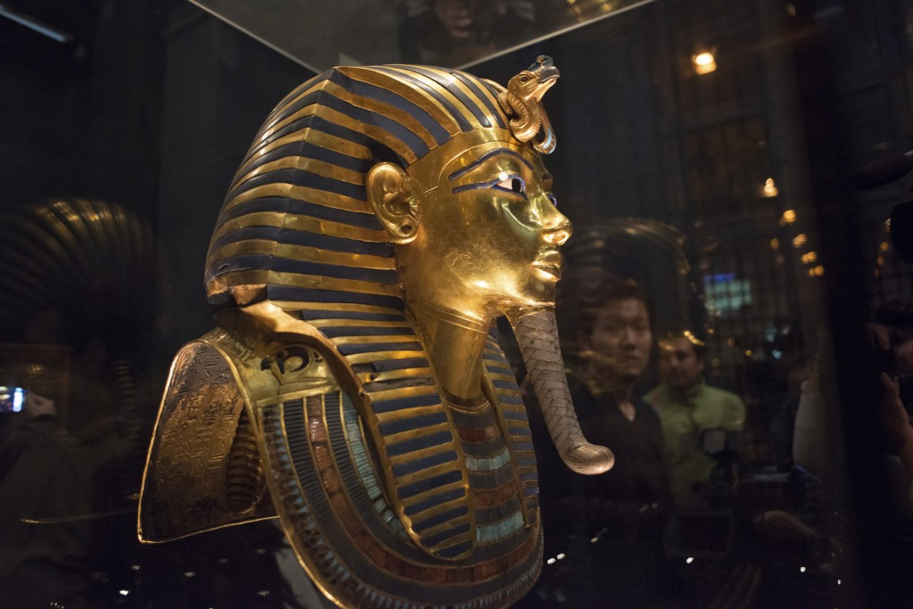 Unlocking the medical mysteries of King Tut's tomb
