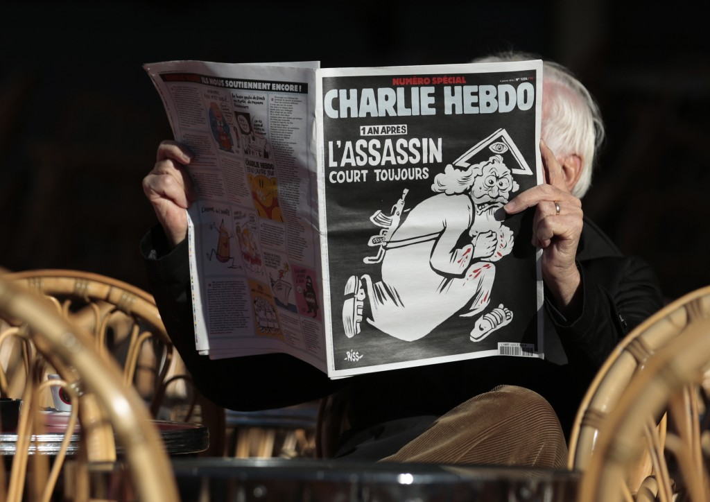 France Remembers Victims Of Charlie Hebdo Attack One Year Later Pbs Newshour