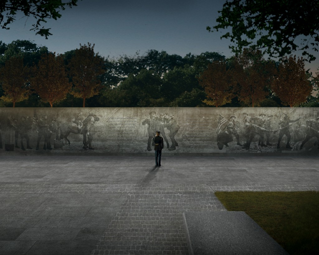 Washington To Build New Memorial To Mark Th Anniversary Of Wwis  Washington To Build New Memorial To Mark Th Anniversary Of Wwis End   Pbs Newshour