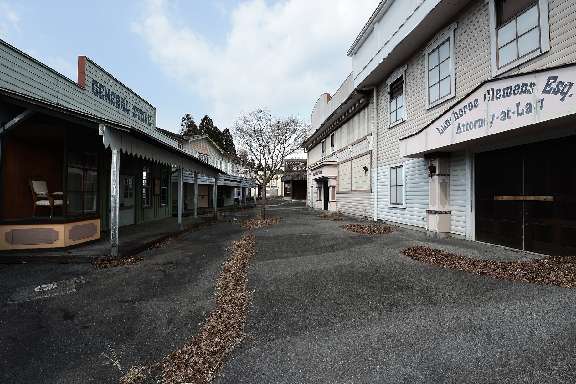 Western Village, Tochigi Prefecture, Japan. Photo by Reginald Van de Velde