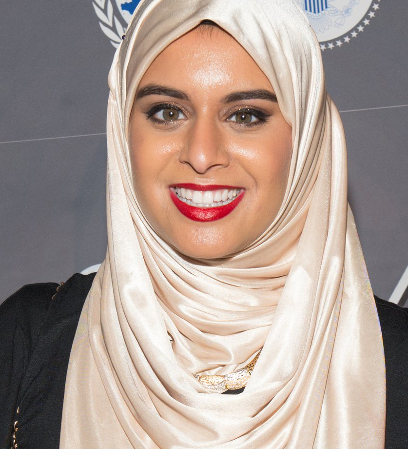 Rana Abdelhamid is the founder of Hijabis of New York.