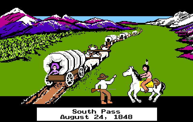 the oregon trail could have used a native american viewpoint co