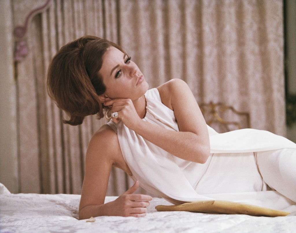 American actress Patty Duke, circa 1965. Photo by Henry Gris/FPG/Getty Images