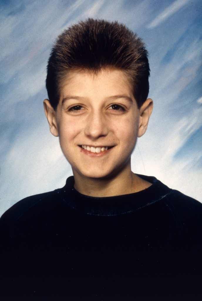 circa 1989:  American AIDS (Acquired Immune Deficiency Syndrome) activist Ryan White (1971 - 1990). Born with haemophilia he accidentally contracted the AIDS virus during medical treatment. His legal struggle to continue studying at public school made national headlines. Photo by MPI/Getty Images