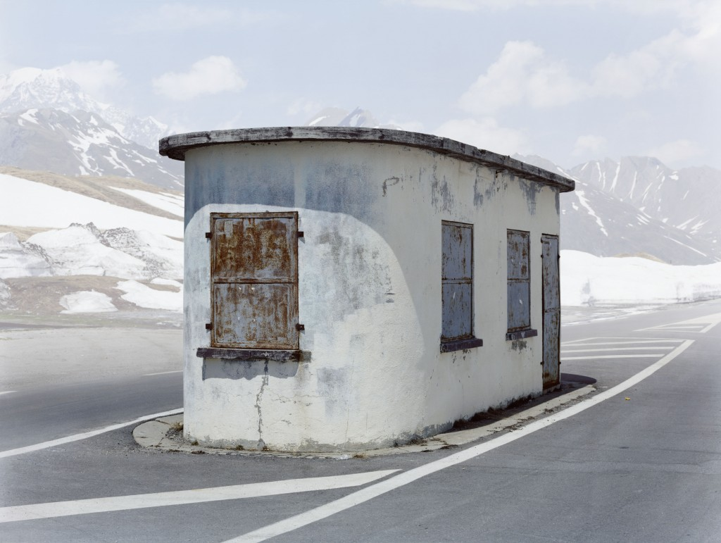 France/Italy, Colle del Picc. San Bernardo, 2007. Photo by Josef Schulz