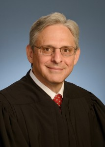 Chief Judge Merrick Garland of the U.S. Court of Appeals for the District of Columbia Circuit. Photo by Robin Reid Photography
