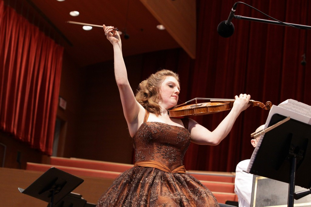 From poverty to prodigy: star violinist turns to other