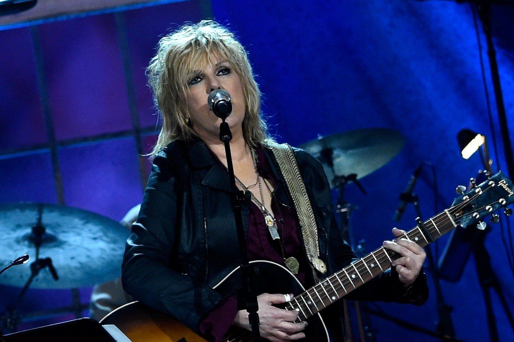 For Lucinda Williams Songwriting Is The Life Force That Drives Me