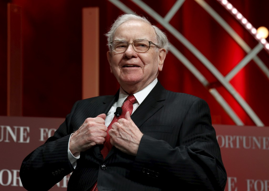 You aren't Warren Buffett. Stop trying to invest like him.
