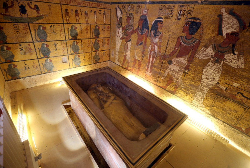 Unlocking the medical mysteries of King Tut's tomb | PBS