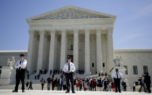 File photo of U.S. Supreme Court by Joshua Roberts/Reuters