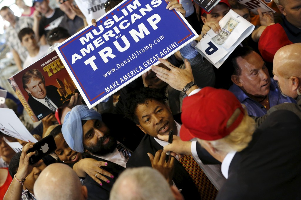 What Muslim Americans Supporting Trump Say About Their Candidate Pbs Newshour