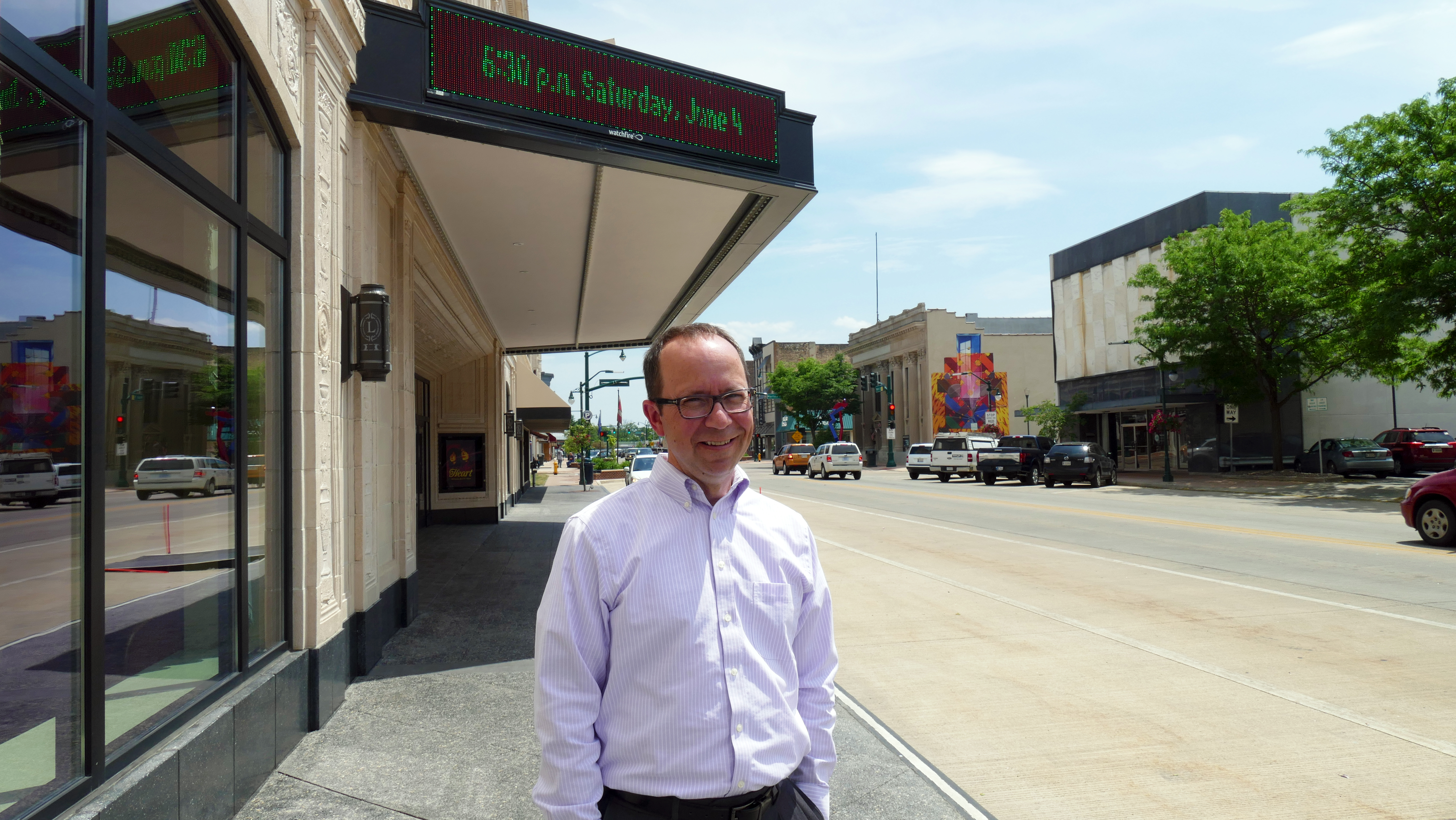 Unemployment in Elkhart is down to four percent from roughly 20 percent in 2009, according to Kyle Hannon, 51, the president of the Elkhart Chamber of Commerce.
