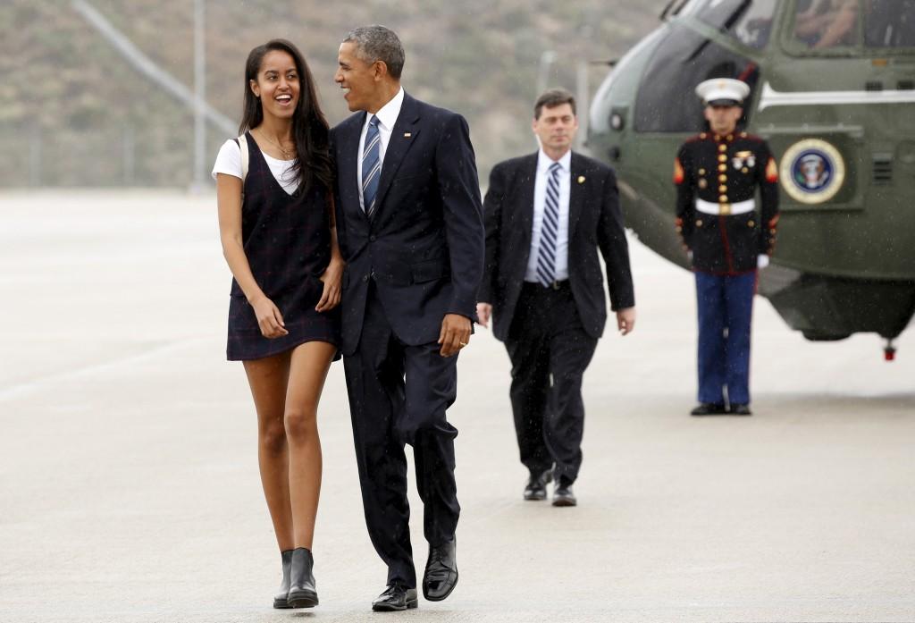Malia Obama will attend Harvard University after gap year