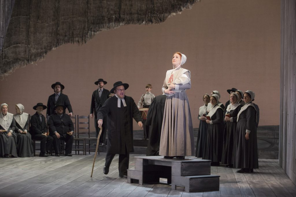 Opera Colorado sings about sin in 'The Scarlet Letter' | PBS NewsHour