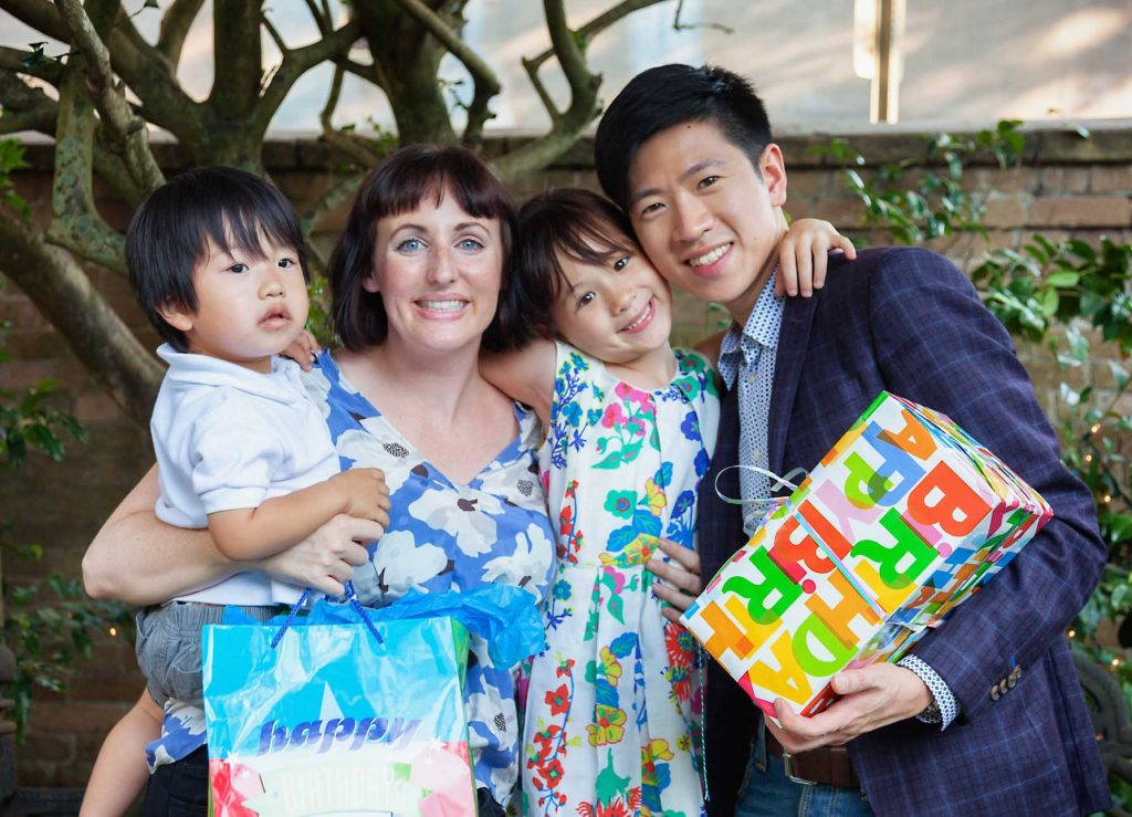 When A Foster Child Has Birthday This Group Makes Sure They Open Gift