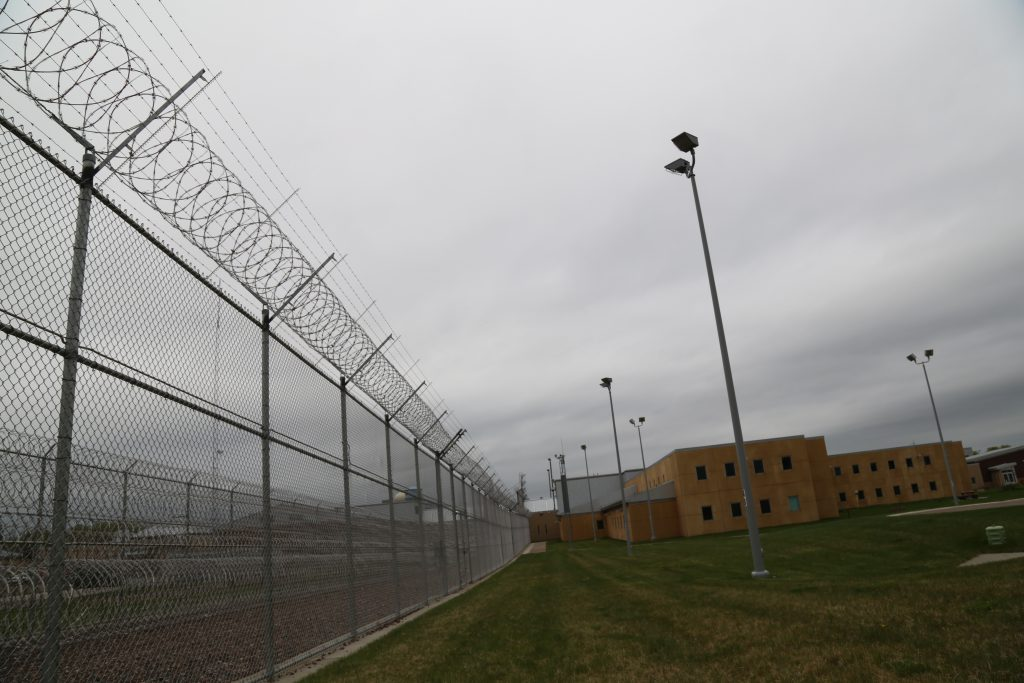Minnesota's Sex Offender Program in Moose Lake, MN. Photo by Mike Fritz