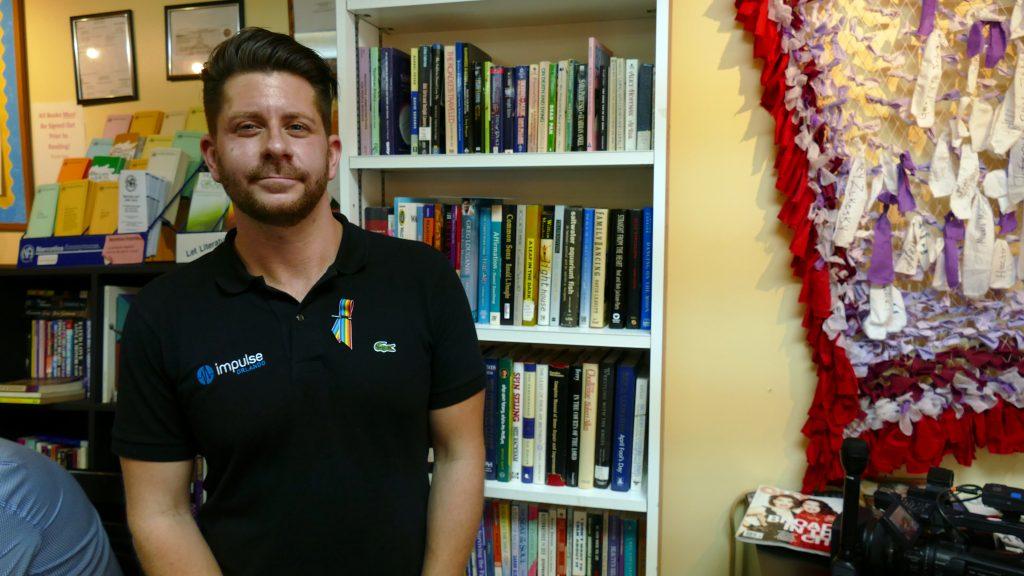 Corey Lyons, president, Impulse Orlando. Photo by Justin Scuiletti