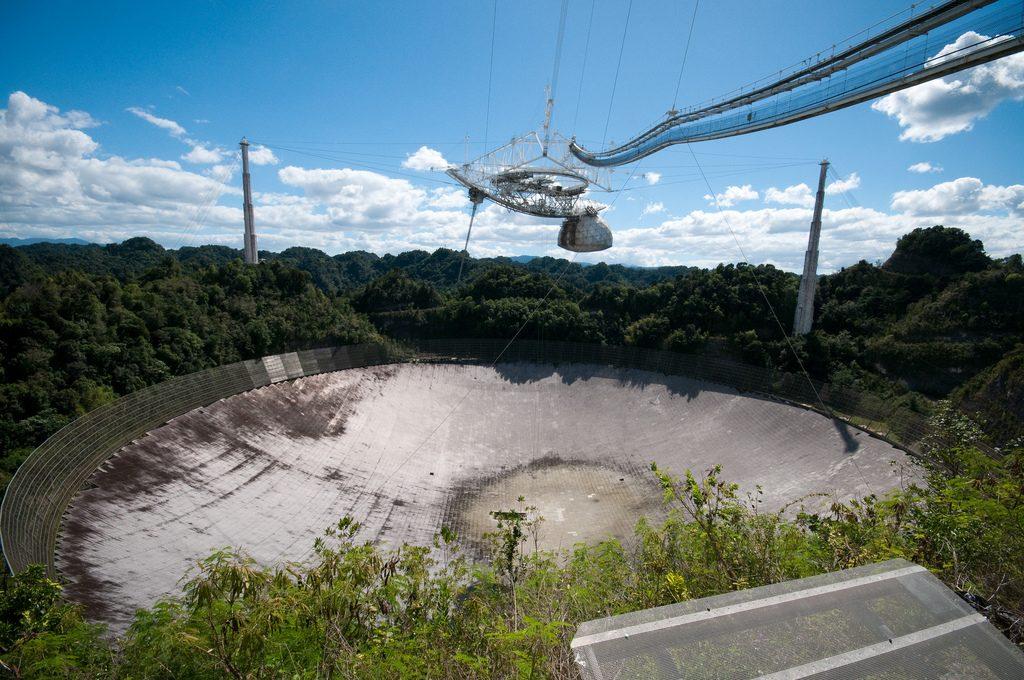World's largest radio telescope faces retirement due to ...