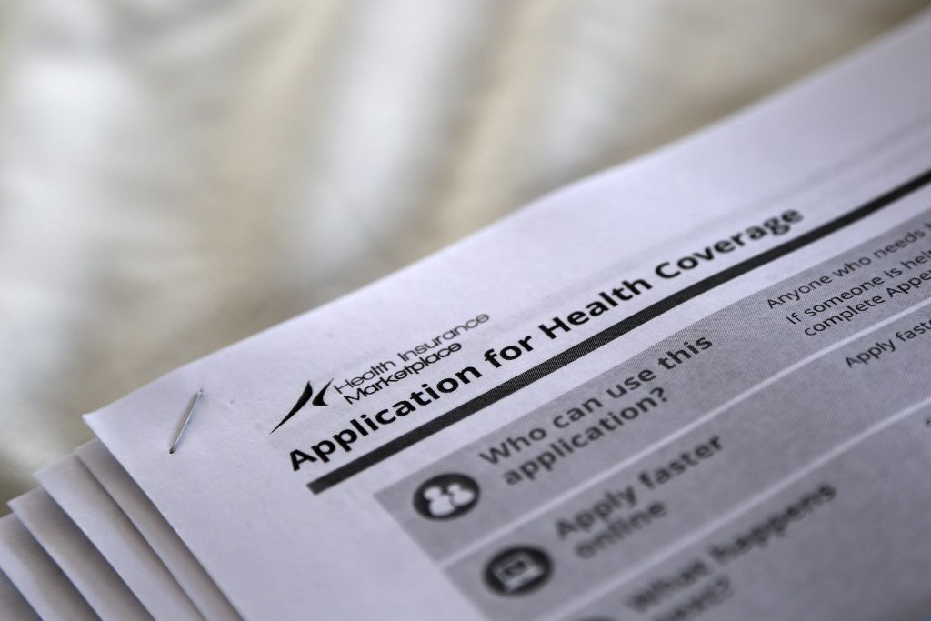 Now, faced with growing Medicaid enrollment and tight budgets, Republican lawmakers in several other states are taking similar steps to ensure that people receiving welfare benefits are eligible for them. Photo by Jonathan Bachman/REUTERS