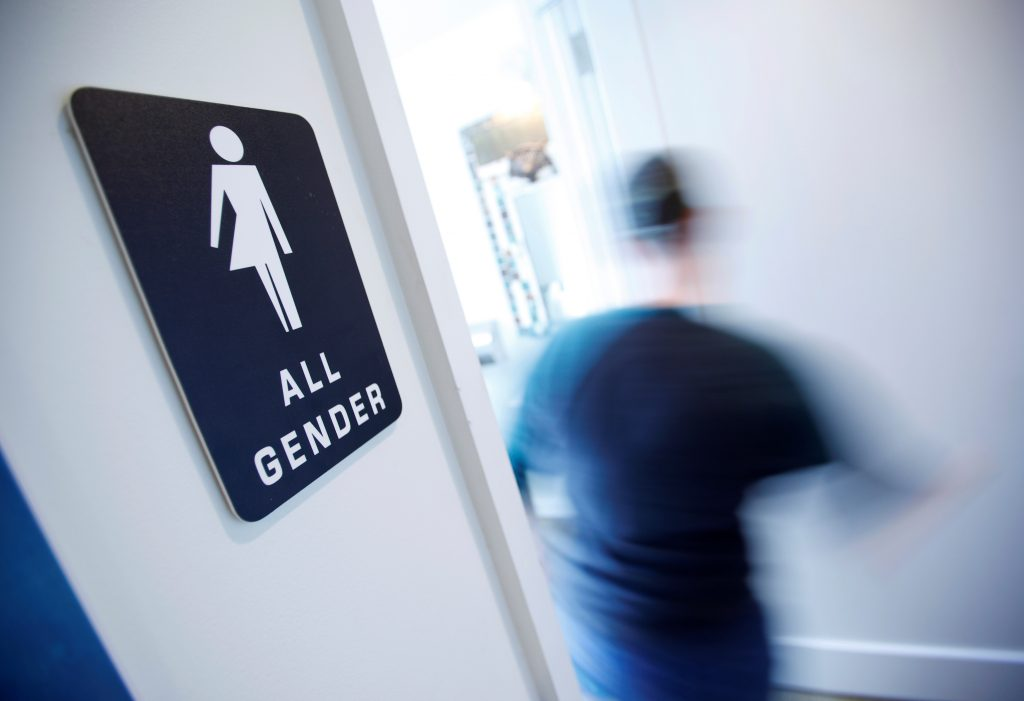 Astonishing California Governor Brown Approves Gender Neutral Restroom Download Free Architecture Designs Barepgrimeyleaguecom