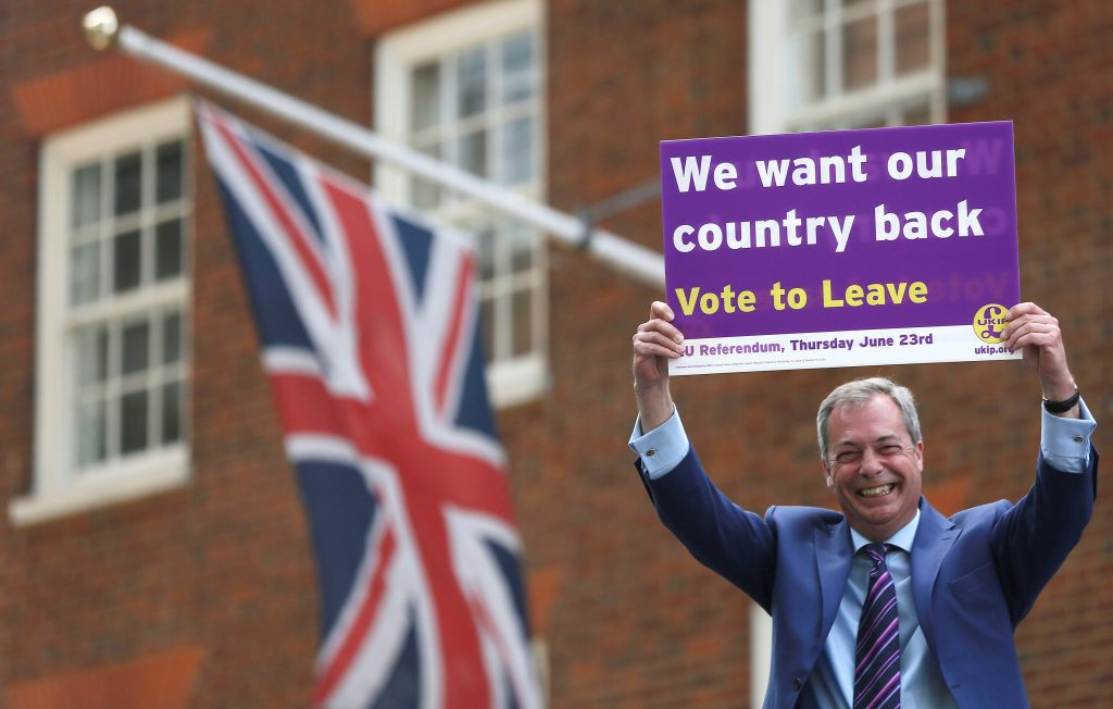 what do the brexit �leave� voters and trump supporters