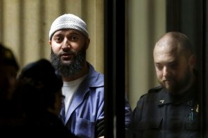"Convicted murderer Adnan Syed leaves the Baltimore City Circuit Courthouse in Baltimore, Maryland February 5, 2016. A Maryland judge on June 30, 2016 ordered a new trial for Adnan Syed, whose murder conviction was put into question by the 2014 podcast ""Serial."" Photo by Carlos Barria/REUTERS"