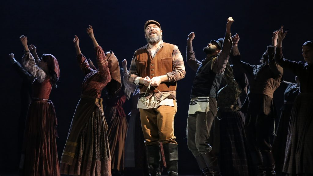 fiddler on the roof analysis