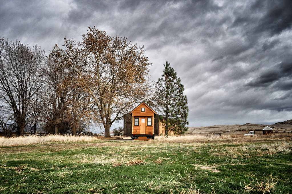 "Cities and states are having trouble creating rules for increasingly popular ""tiny houses."" Photo Tammy Strobel"