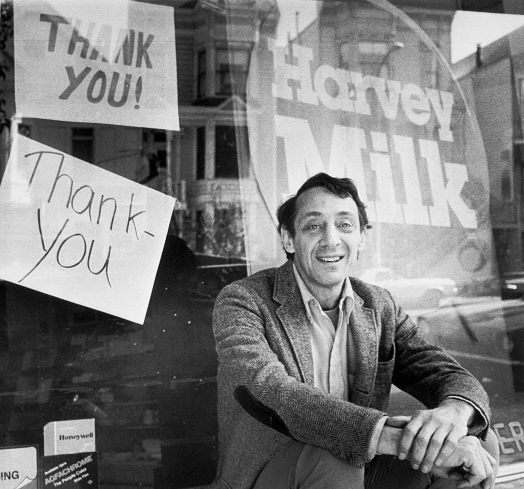 Harvey milk essay
