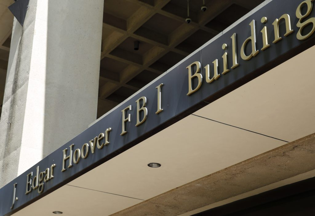FBI headquarters in Washington, D.C. Photo by Yuri Gripas/AFP/Getty Images
