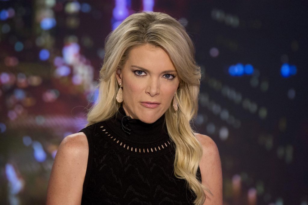 Fox News personality Megyn Kelly told investigators that Fox News CEO Roger Ailes made unwanted sexual advances towards her. Photo by Brendan McDermid/REUTERS