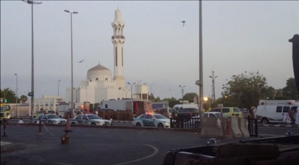 Suicide bombers strike cities across Saudi Arabia | PBS NewsHour
