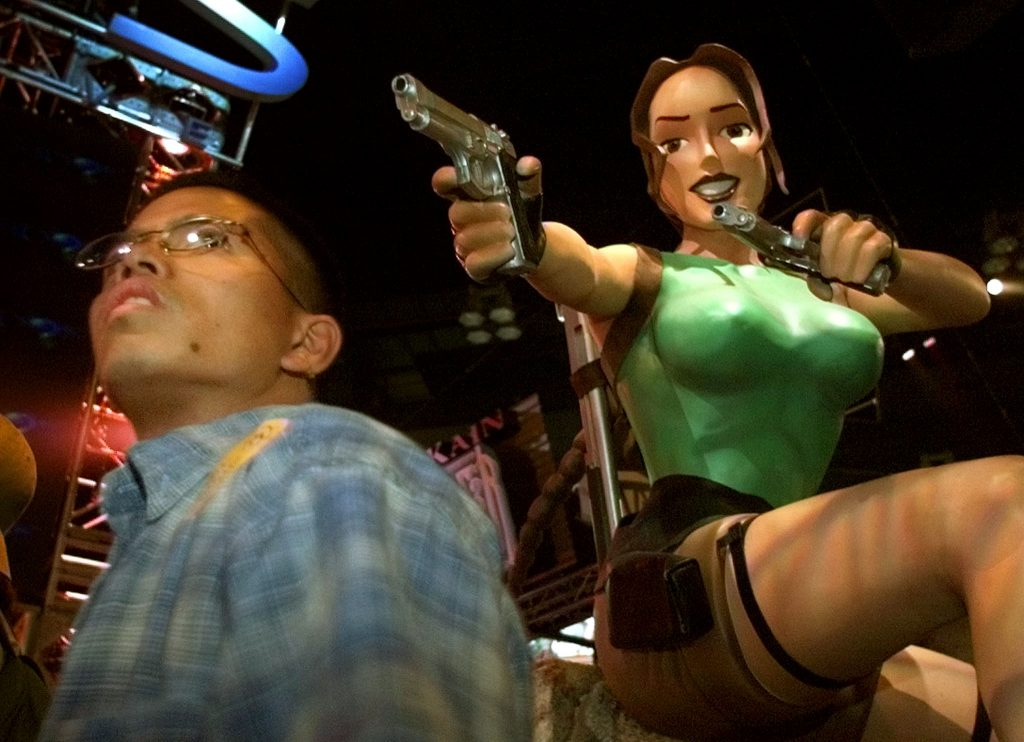 Study tracks 31-year history of female sexualization in video games