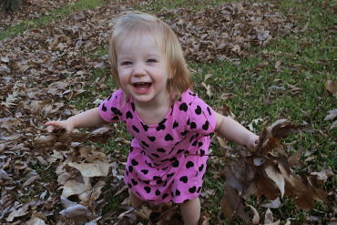 Zuri Horsley-Bundy was diagnosed with autism at 15 months old. Photo courtesy of Shylo Bundy/via Kaiser Health News