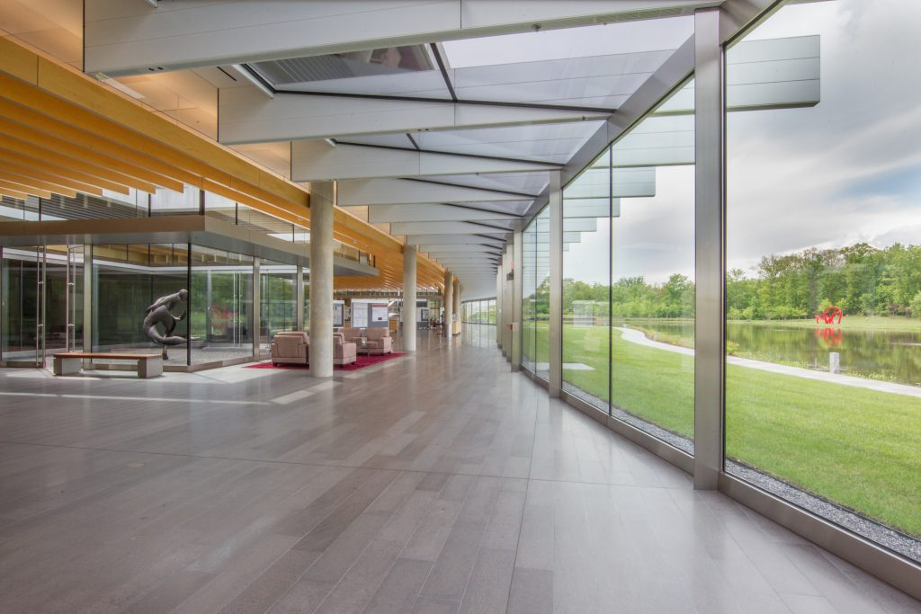 Janelia Research Campus. Photo by Hadar Goren