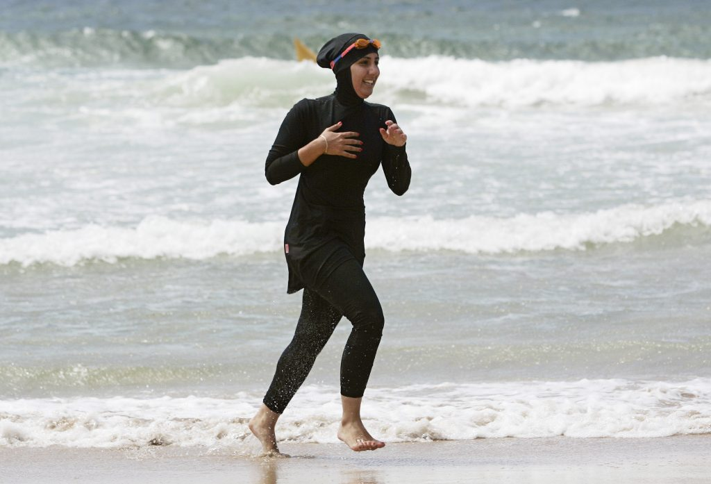 8302f605bde French burkini bans face legal challenge as tension mounts | PBS ...