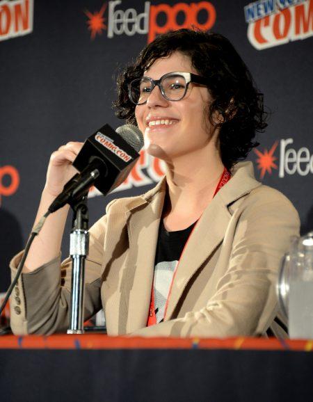 Rebecca Sugar, Cartoon Network's first female creator, on