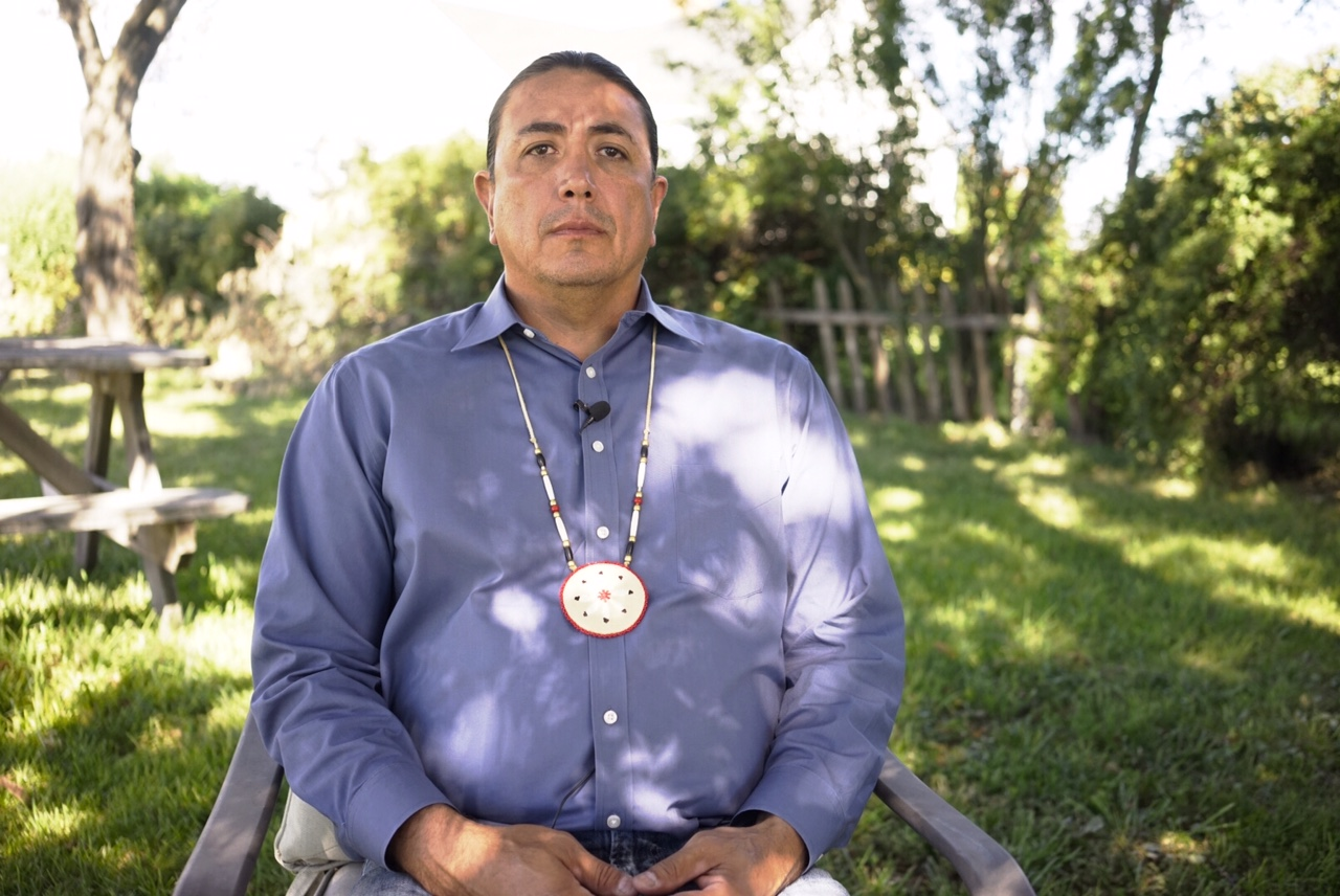 Standing Rock Tribal Chairman David Archambault says everyone is very happy with the decision by the Justice Department on Friday to block some of the construction of a large oil pipeline near their reservation, but he thinks the legal fight will go on for months to come, and they shouldn't take anything for granted. He says the Sioux Nation (the Standing Rock are Sioux) have plenty of examples where promises and treaties sounded promising at first, only to have them changed or revoked when the U.S. wanted more of their lands. Photo by William Brangham