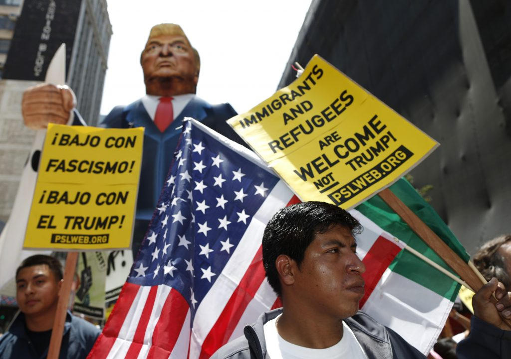 Here's What Clinton And Trump Plan On Immigration