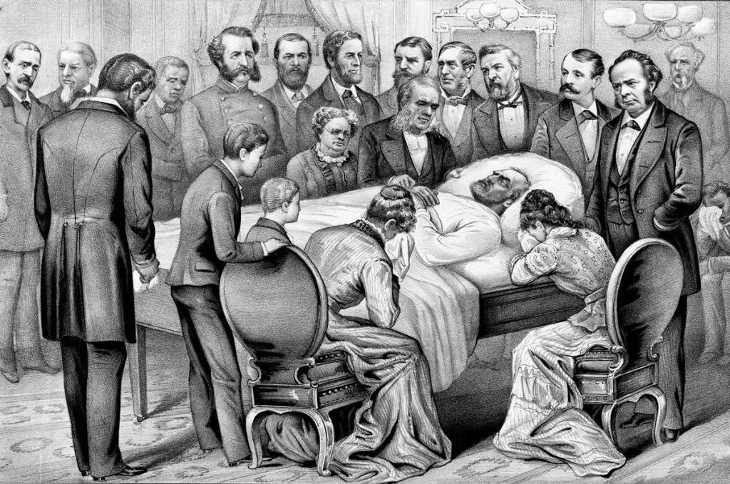 The Dirty Painful Death Of President James A Garfield Pbs Newshour